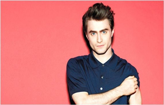 Lucky to be famous for Harry Potter, says Radcliffe