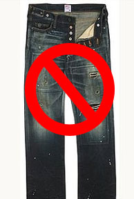 'Power-packed' jeans: Fear not pickpockets