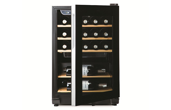 Haier Introduces Single Cabinet Wine Cellar to Preserve Wines at Different Temperatures