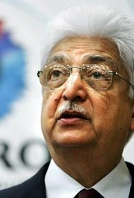 Gill attacks Premji's comment on CWG