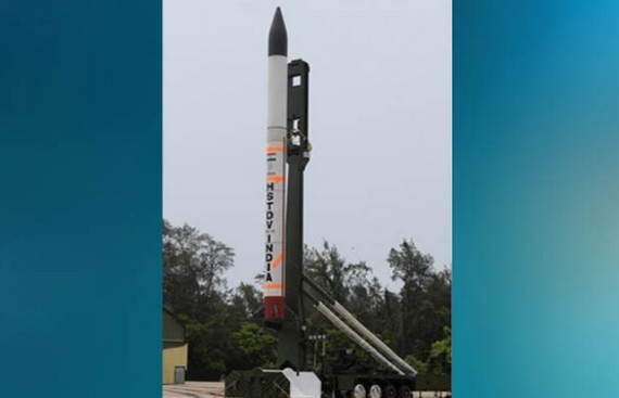 India's Hypersonic Missile Vehicle Test Successful - Joins US, Russia, China in elite club