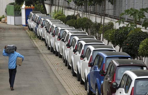 Uber partners Lithium Urban Tech to onboard 1,000 EVs in India