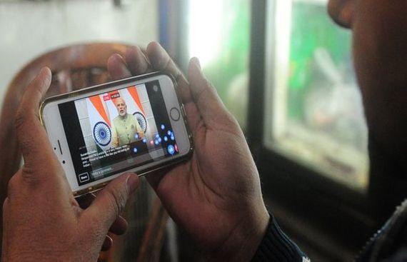 1 in 2 Indians receiving fake news via FB, WhatsApp