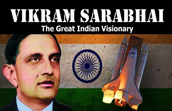 Dr.Vikram Sarabhai: A Man Who Elevated India to Space