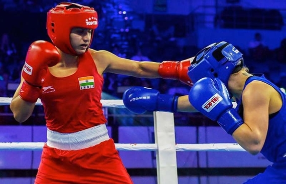 Pinki, Sakshi ensure two more medals at Boxing WC