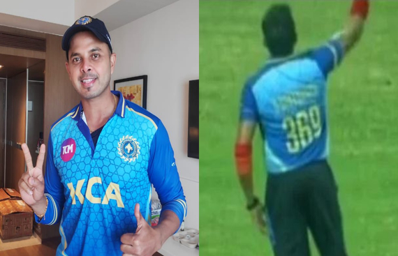 Sreesanth's Reason Behind Sporting '369' Jersey Number Revealed