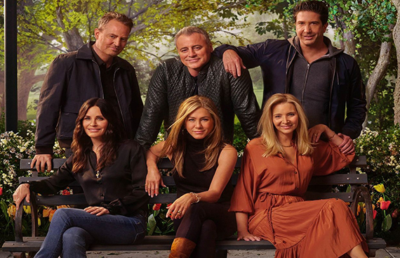 Reviewing Friends reunion: 'Sweet Mother of All that is Good and Pure'