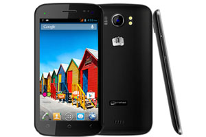 Micromax Launches New Canvas 2 Plus A110Q For Rs.12, 100