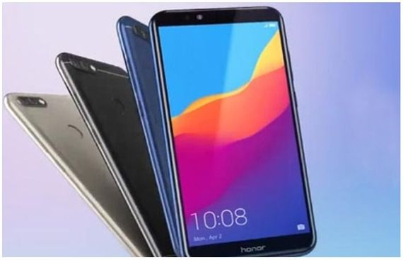 Honor 10 Lite with dewdrop notch display in India