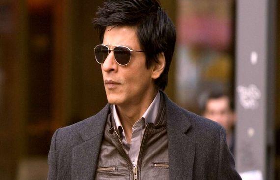 Shah Rukh Khan felicitated in London