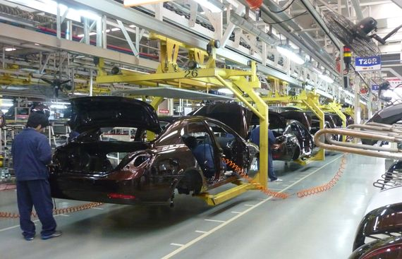 Will Drop in the Auto Industry Affect India's Growth?