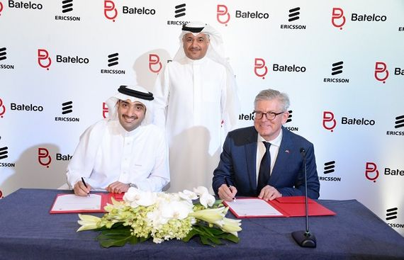 Ericsson Seals the Deal with Batelco to bring 5G in Bahrain