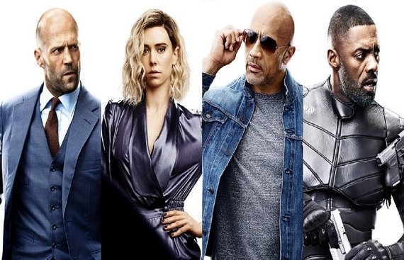 Hobbs & Shaw: Mighty Fist-fights, Thumping Gun-Fights & Feisty Bromance Stitched Together with Humor