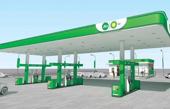 Jio-bp Sets up its First Mobility Station for Multiple Fueling, Retail Services