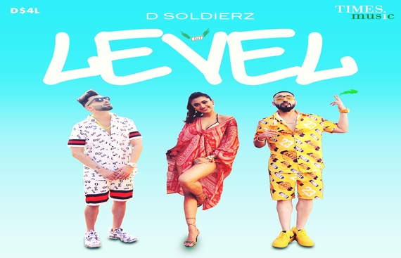D Soldierz Drops New Party Track 'Level'; Available on Times Music