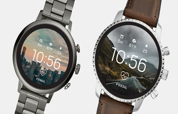 Fossil Group sells smartwatch technology to Google for $40mn
