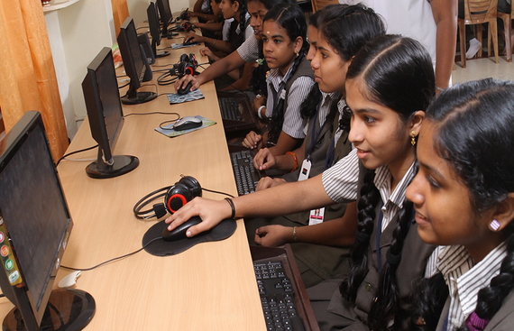 Student from Indian Town Crack Coding at Early Age