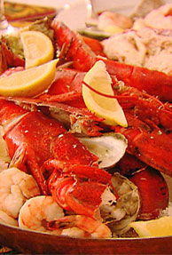 Seafood could carry toxic levels of mercury