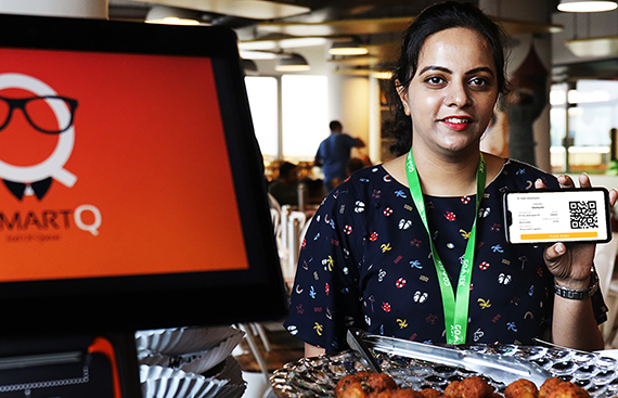B2B Food-Tech startup SmartQ introduces Smart Pass: a first of its kind global initiative to decongest Cafeteria operations