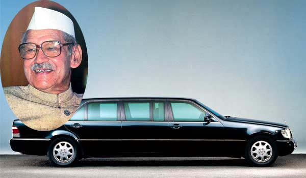 Prasad S Official Car Was A Convertible Cadillac Specially Imported From The United States Of America Let Take Look At Cars Indian Presidents