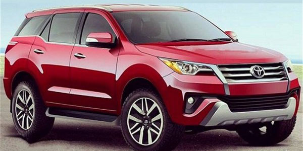 all new toyota  u0026 39 fortuner u0026 39  to roll out in 2016