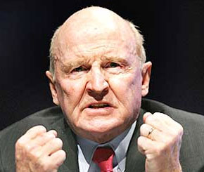 jack welch, ceo, general electronics, GE