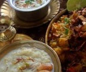 Flavours of indian cuisine for Awadhi cuisine dishes
