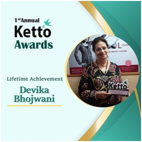 Lifetime Achievement ? Devika Bhojwani