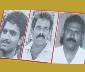 Death sentence for the trio in Rajiv Gandhi Killing