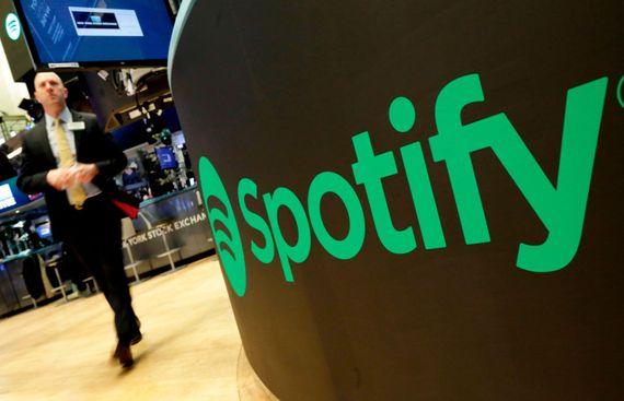 Spotify files complaint against Apple's App Store rules
