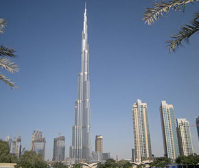 5 Tallest Structures of the World