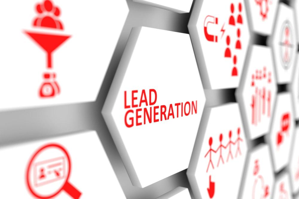 B2B lead generation tactics for a Startup