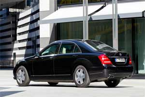Mercedes benz S-Guard