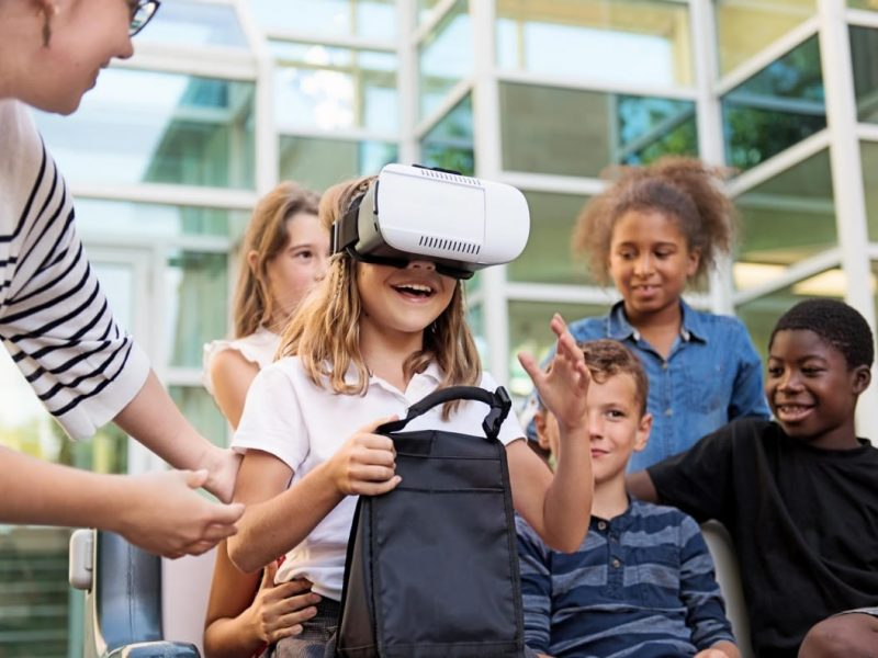 Will virtual reality drive deeper learning?