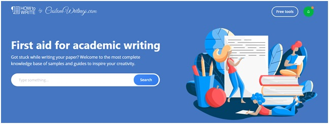 HowToWrite.CustomWritings.com Review