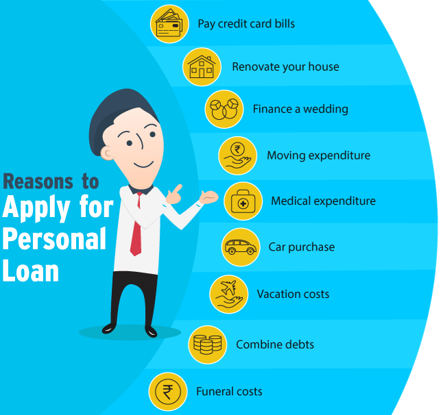 Top 5 Reasons to Apply for a Personal Loan