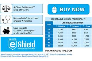 Sbi Life Insurance Term Plan - Insurance
