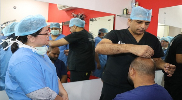 3. The number of surgeries required for your condition