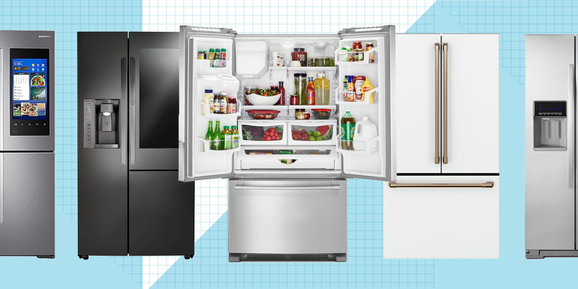 5 Best Refrigerator Brands That You Can Rely On In 2019