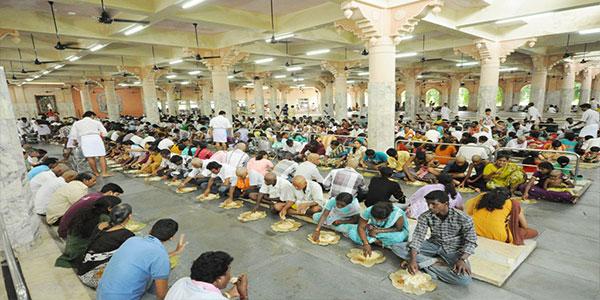 India S Mega Kitchens Dharmasthala