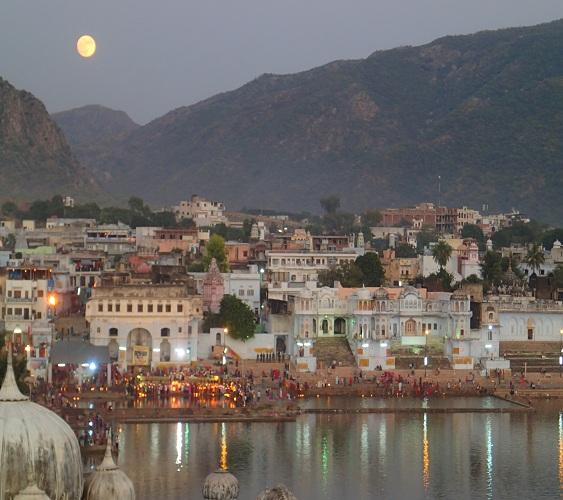 Offbeat destinations Pushkar