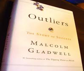 the theme of success in outliers by malcolm gladwell The story of success by malcolm gladwell  in 'outliers,' malcolm gladwell, author of 'the tipping point' and 'blink,' parses the world nov 17, 2008 what's next.