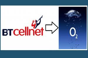 BT Cellnet to O2