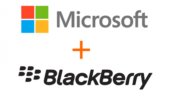 BlackBerry, Microsoft partner to empower mobile workforce