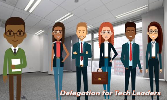 Delegation for Tech Leaders In 'New Normal' Times