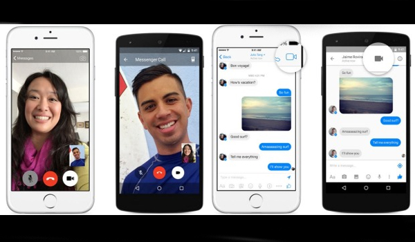 Facebook Messenger Introduces Video Calling To Take On Skype