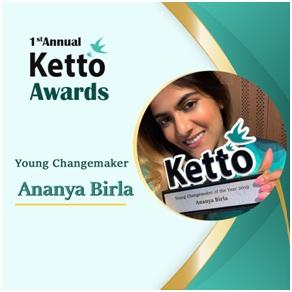 Young Changemaker ? Ananya Birla