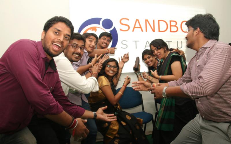 sandbox startups