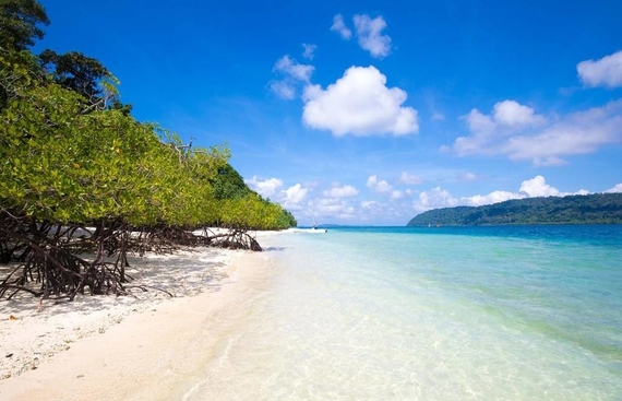 The Andaman And Nicobar Islands