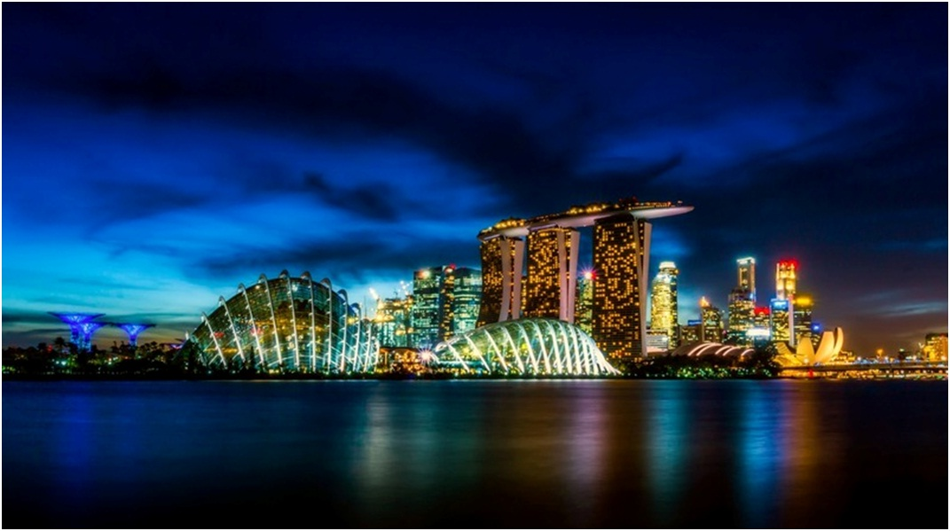 Singapore an attractive destination for forex trading